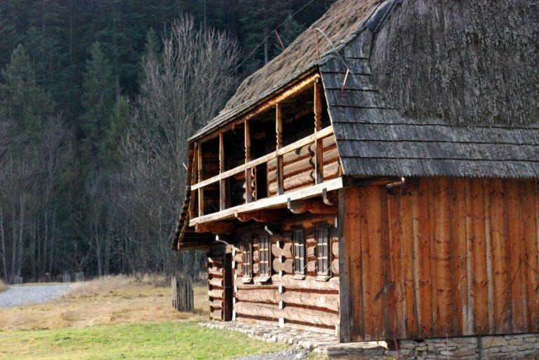 Chałupa Anny Pawlak Fot. Archiwum M Ope