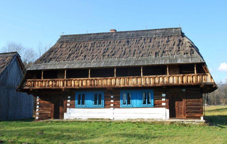 Chałupa Małysów Fot. Roman Ciok