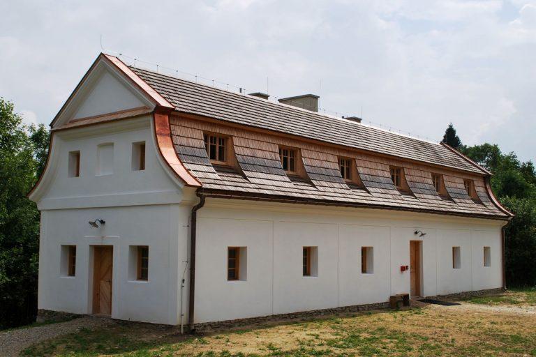 Farbiarnia – Widok Z Zewnątrz Fot. Leszek Janiszewski