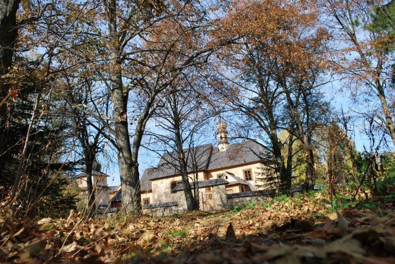 Kościół Pw. Mb Śnieżnej Z Tokarni Fot. Archiwum M Ope