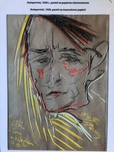 Autoportret Witkacego
