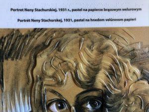 Portret Neny Stachurskiej Autorstwa Witkacego (3)