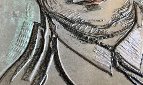 Portret Stefana Szumana Autorstwa Witkacego (2)