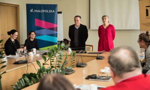 Spotkanie Partnerskie W Urzędzie Marszałkowskim W Dniu 10.03.2020, Zdj. M (16)