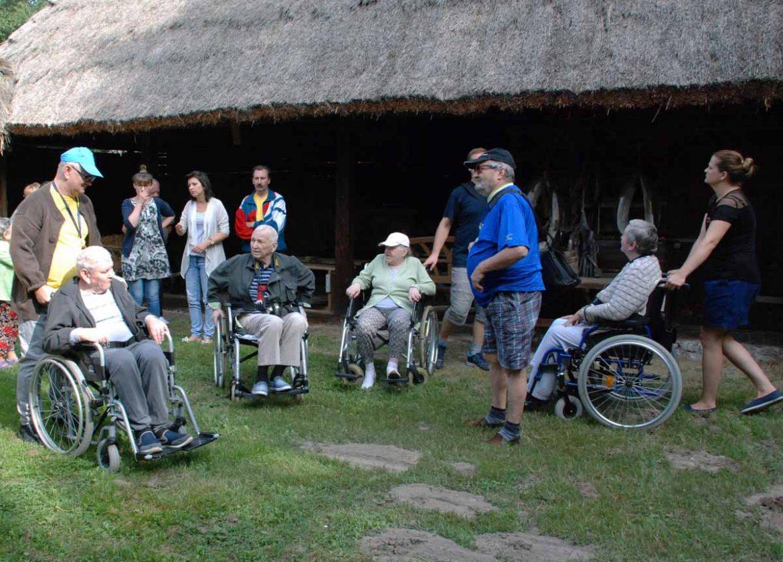 Zajęcia Z Osobami Nieopełnosprawnymi, Zdj. Mnpe
