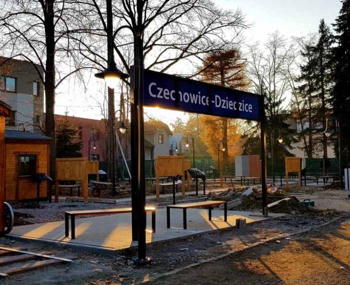 Ogród Sensoryczny Przy Czechowickim Mdk, Zdj. E. Bolek (4)
