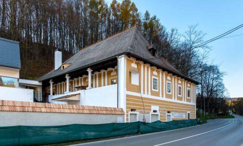 Renesansowy Budynek Dolny Kubin 22.02.2021