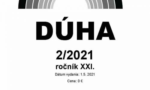 Dúha (2 2021) Strona 01