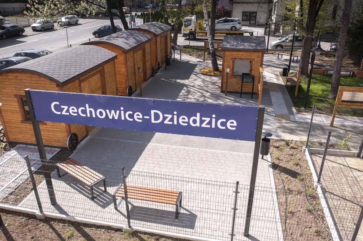 Ogród Edukacyjno Sensoryczyny Wprzy Mdk W Czechowicach Dziedzicach, Zdj. M.miłkowski (12)