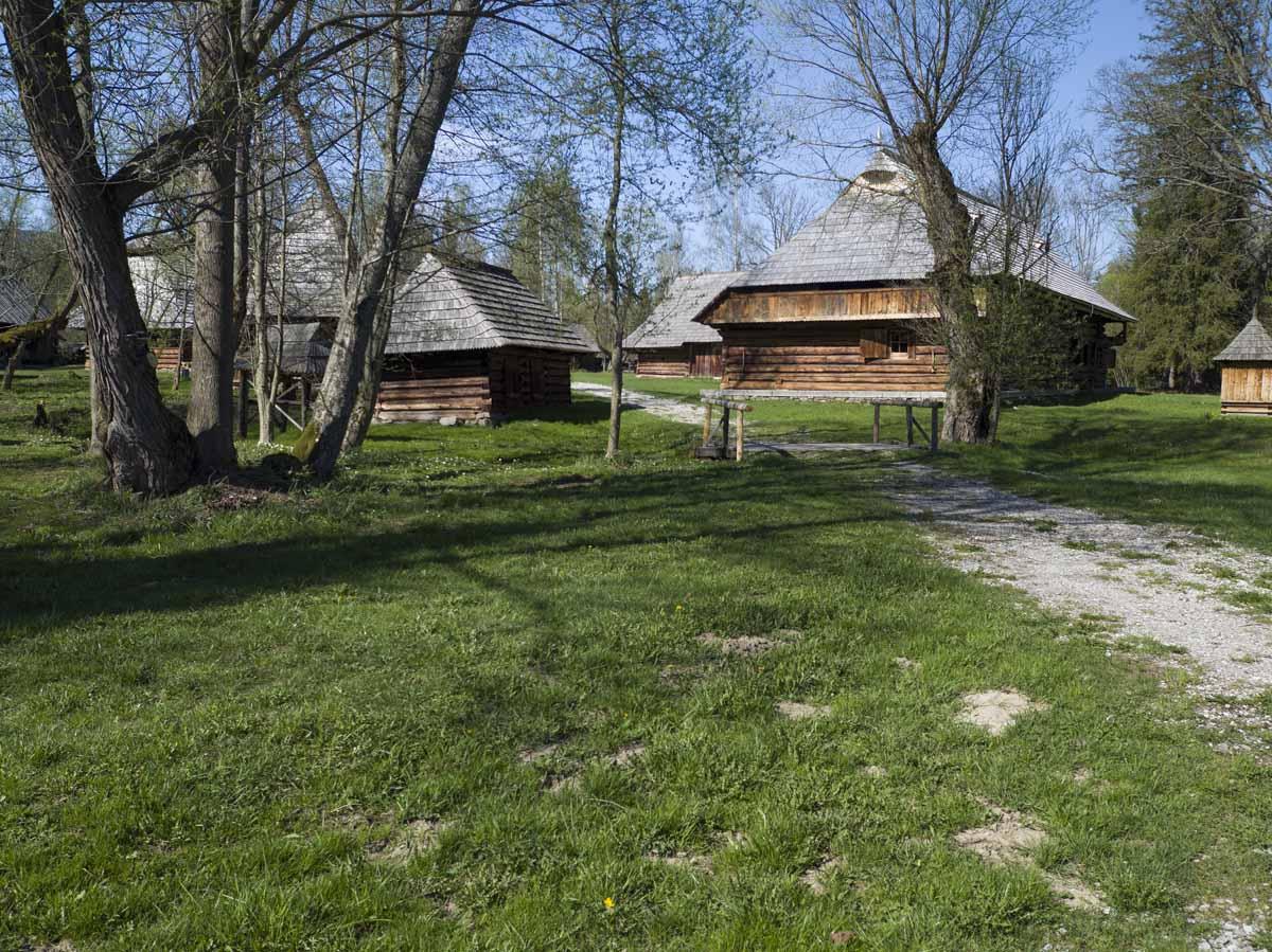 Skansen W Zubrzycy Górnej, Zdj. M.miłkowski (4)