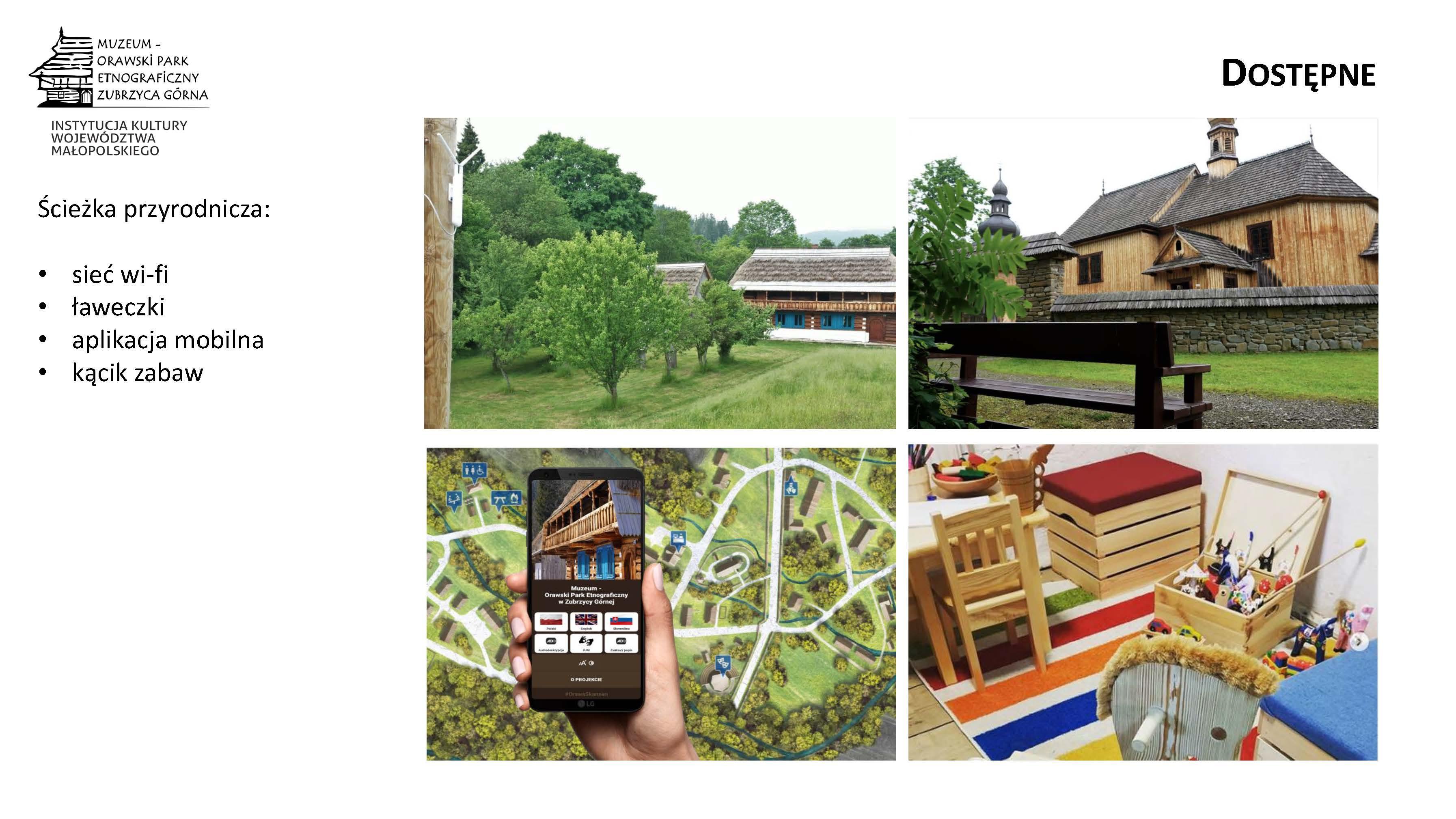 Prezentacja Orawski Park Etnograficzny w Zubrzycy Górnej