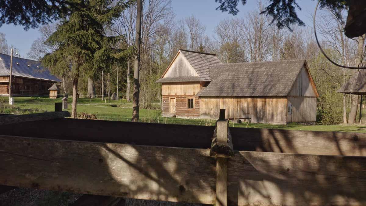 Orawski Park Etnograficzny w Zubrzycy Górnej, zdj. M. Miłkowski