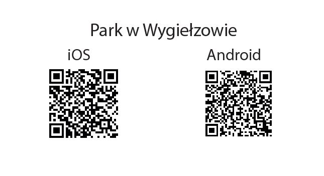 Park w Wygiełzowie