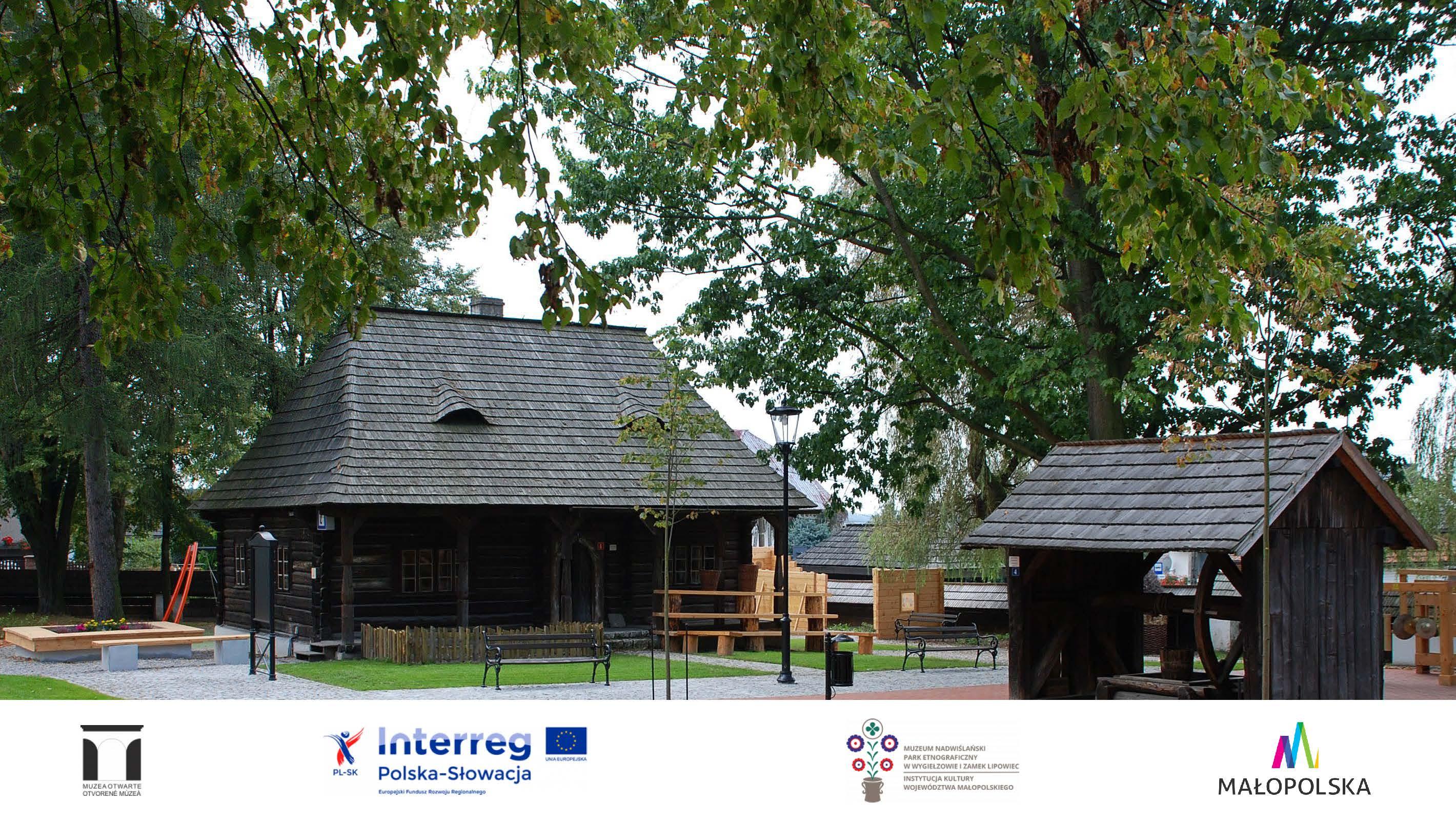 Muzeum Nadwiślański Park Etnograficzny w Wygiełzowie i Zamek Lipowiec